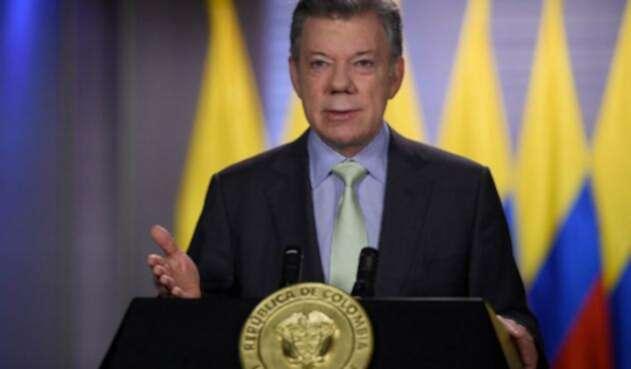 Juan Manuel Santos dejará la Casa de Nariño el próximo 7 se Agosto
