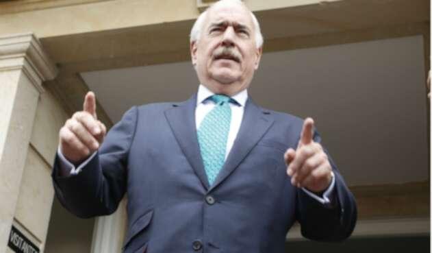 El expresidente Andrés Pastrana, ahora aliado de Álvaro Uribe