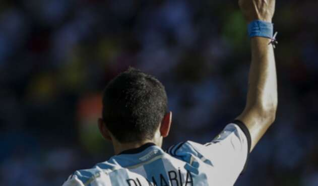 Ángel Di María, el salvador argentino