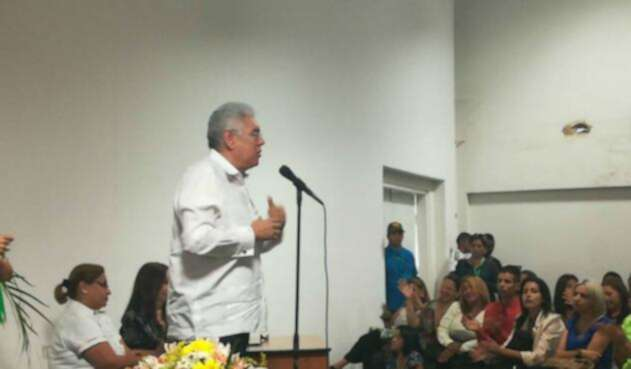 Antonio Barreto Sira, gobernador del estado venezolano de Anzoátegui