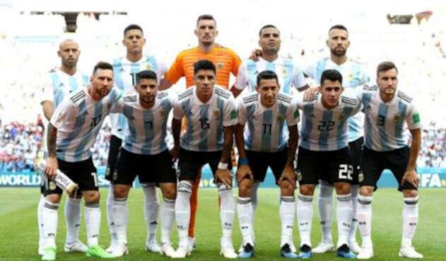 Argentina Francia Rusia 2018