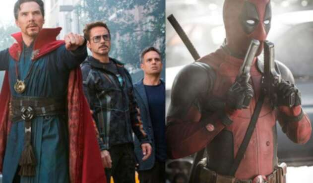 Avengers y Deadpool