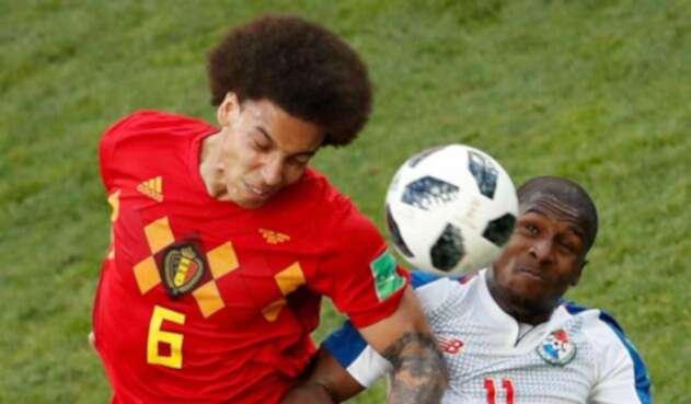 Panamá en su estreno mundialista ante Bélgica