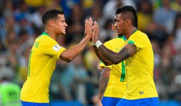 Brasil se quedó con su grupo tras obtener siete puntos