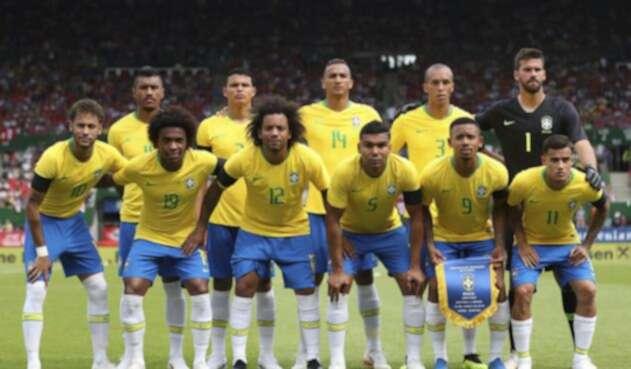 La Selección de Brasil 2018