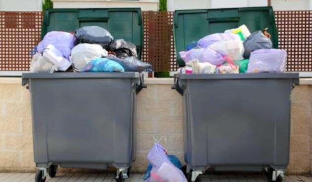 Caneca de basura
