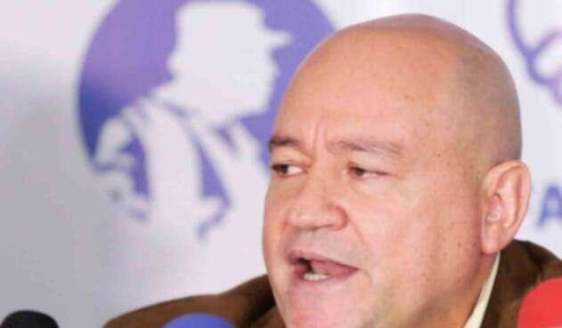 Carlos Antonio Lozada, senador del partido Farc