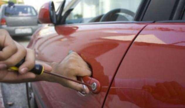 En lo corrido del año, se registra el hurto de4.511 vehículosen todo el país,