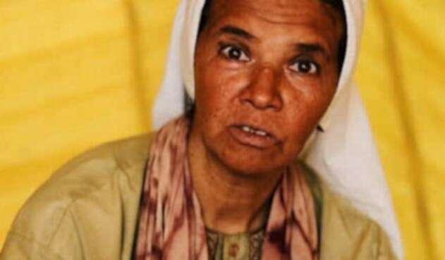 La monja colombiana permanece privada de la libertad en Malí
