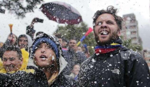 Son varias las malas conductas en las celebraciones de las victorias de Selección Colombia