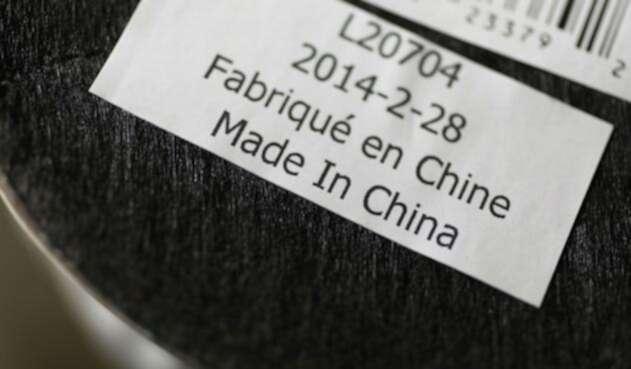 Productos chinos con más aranceles en Estados Unidos