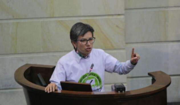 Claudia López arreció contra La U