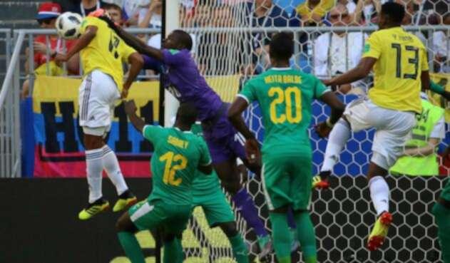 Senegal quedó eliminada del Mundial por tarjetas amarillas.