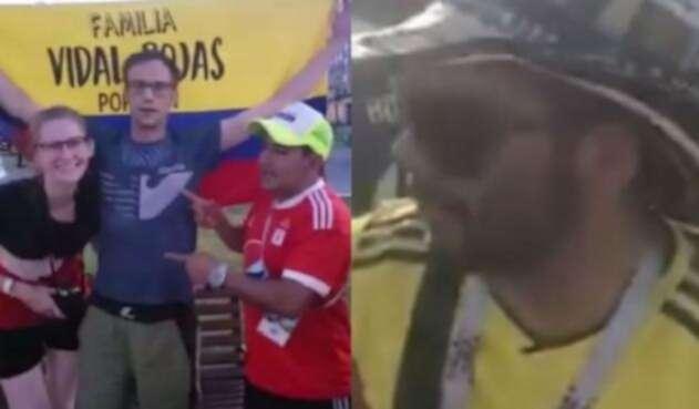 Más colombianos se han comportado mal en Rusia