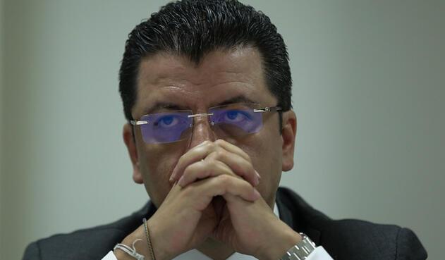 Norman Julio Muñoz, exsuperintendente nacional de Salud