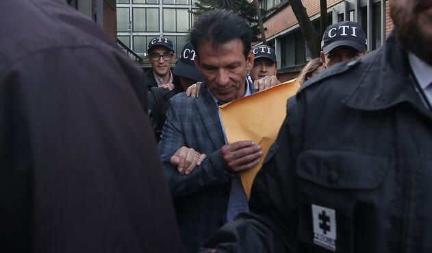 Juez Reinaldo Huertas, involucrado en caso Hyundai
