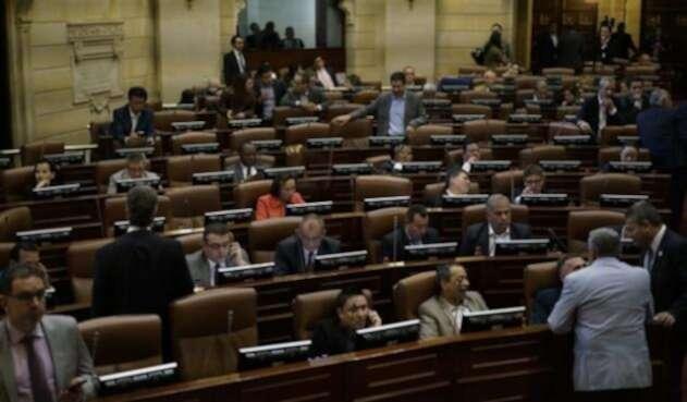 La plenaria de la Cámara aprobó el articulado de la ley que crea el reglamento de la JEP
