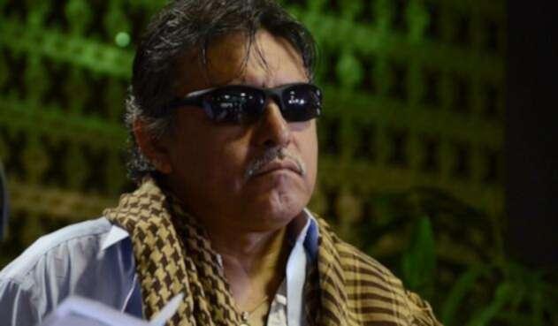 El ex negociador de las Farc Jesús Santrich