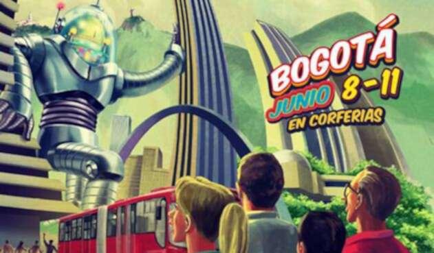 Comic Com Colombia