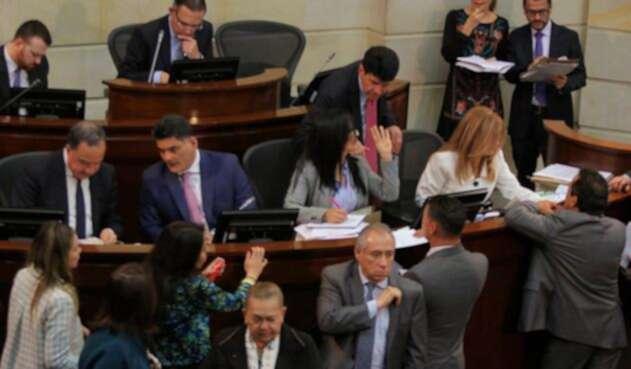 El Legislativo no ha podido aprobar el proyecto de ley que fija las reglas para la elección