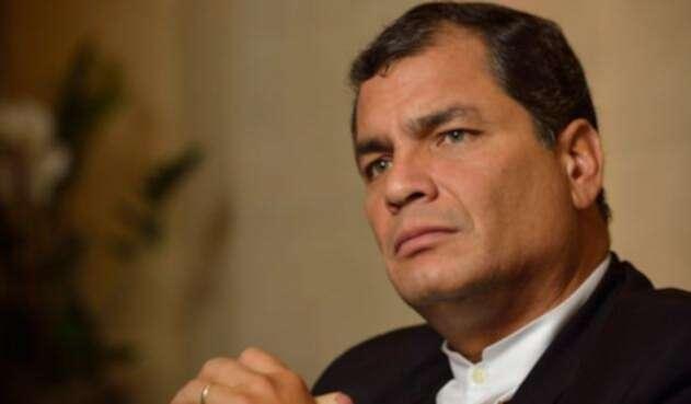 Correaindicó que apeló la decisión de la justicia, aunque sin esperanza.