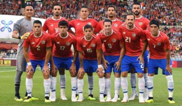 La selección costarricense de fútbol es encabezada por Keylor Navas