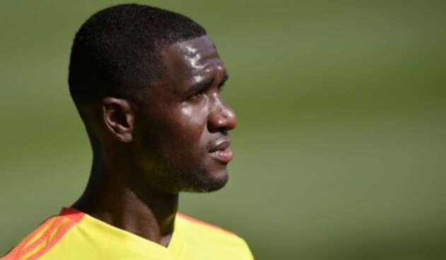 Cristian Zapata, jugador de la Selección Colombia