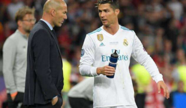 Zidane ya se fue, ¿sigue Cristiano?