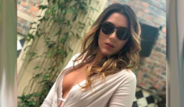 Daniela Ospina ahora tiene como pareja a Harold Jiménez, un reconocido productor de videos musicales.