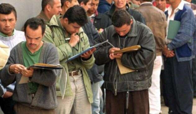 Mercado laboral colombiano ha absorbido cerca de 500 mil venezolanos