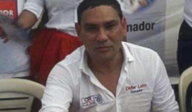 Lobo es congresista del partido Cambio Radical
