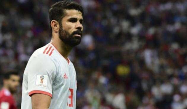 Diego Costa anotó su tercer gol en el certamen