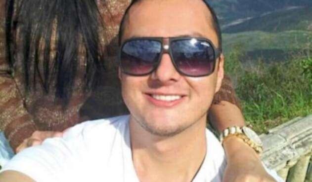 Diego Armando Amaya víctima fatal en Bucaramanga en medio de la celebración del mundial de Rusia 2018.