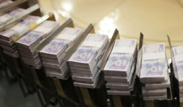 la investigación avanza para conocer quienes realizan los movimientos financieros