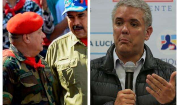 Cabello asegura que las elecciones no las ganó Duque sino Álvaro Uribe