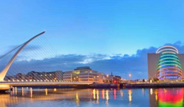 Dublín, capital del Irlanda
