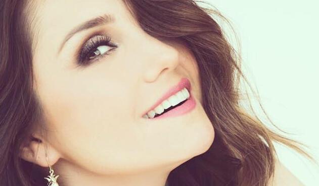 Dulce María, cantante y actriz mexicana