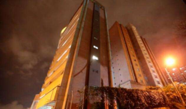 Edificio Bernavento de Medellín