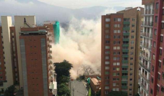 Edificio Bernavento en Medellín.