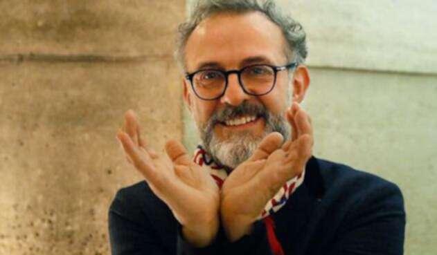 El chef Massimo Bottura