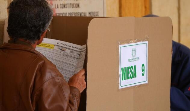 En estas elecciones ya van 19 candidatos capturados.