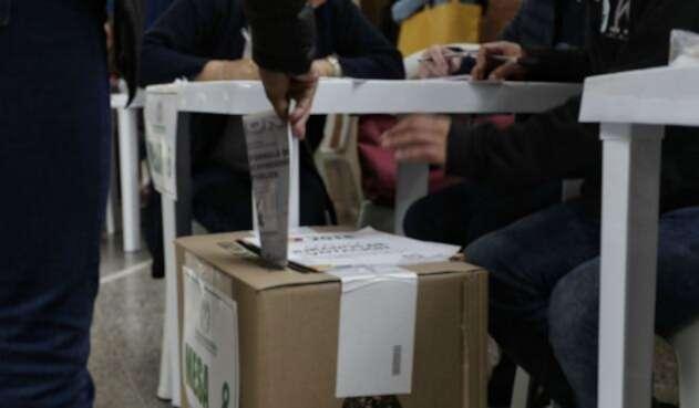 Las elecciones presidenciales en segunda vuelta serán el 17 de junio.