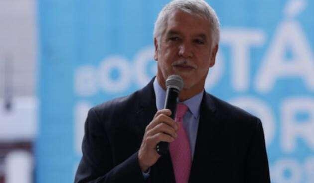 Enrique Peñalosa repudió los actos de vandalismo que se han presentado en los últimos días en Bogotá.