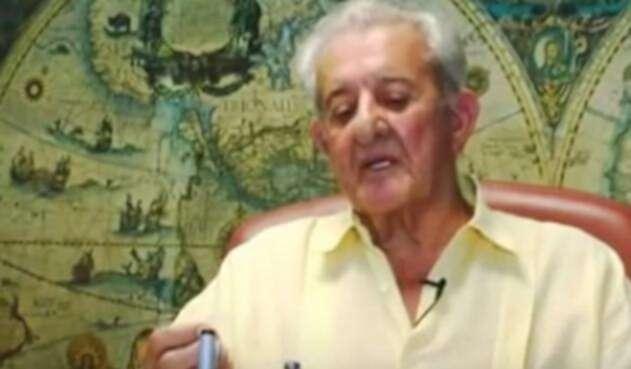 Enrique Zurek, presidente de la Fundación Indufrial