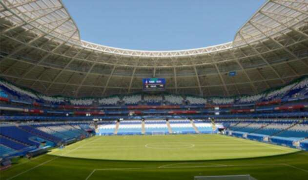 El Samara Arena, estadio de Colombia Vs Senegal en Rusia 2018