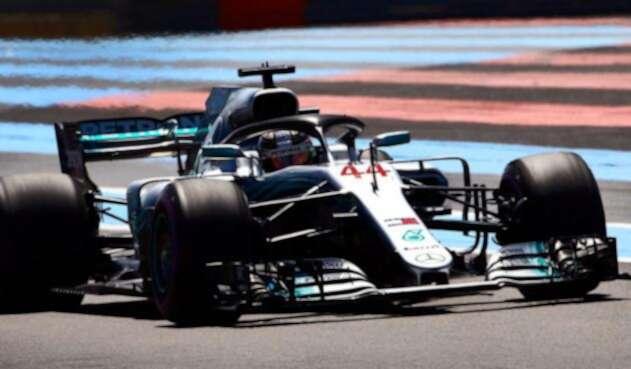 F1 Lewis Hamilton Francia