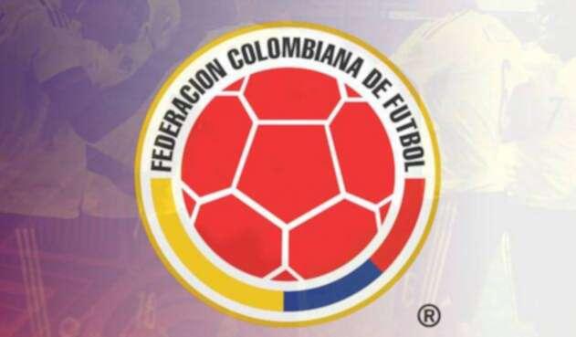 El escudo de la Selección Colombia