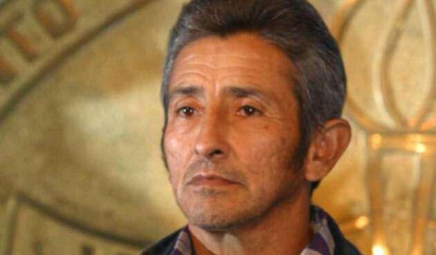 Fernando Arellán Barajas, exintegrante de las Farc involucrado en atentado a El Nogal, en Bogotá