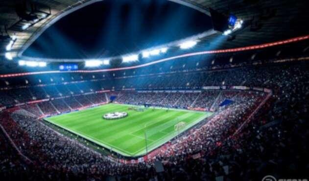 El Allianz Stadium de la Juventus en FIFA 19