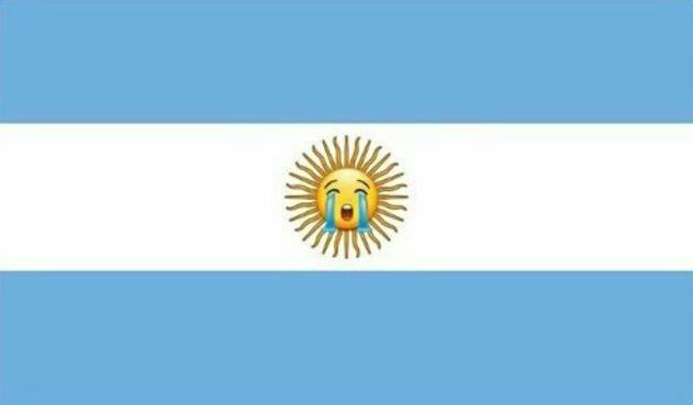 Francia Argentina meme eliminación